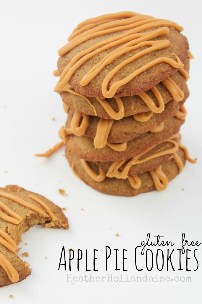 Gluten Free Apple Pie Cookie