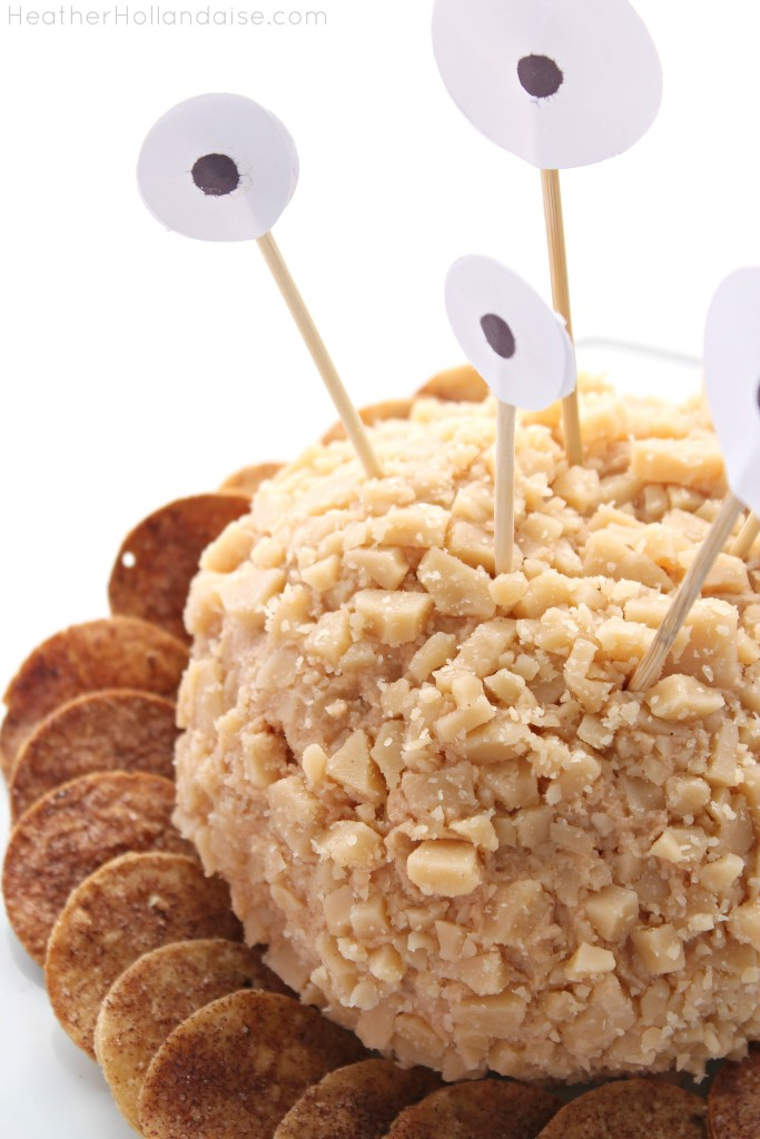 Firebomb Crunch Monster Cheeseball